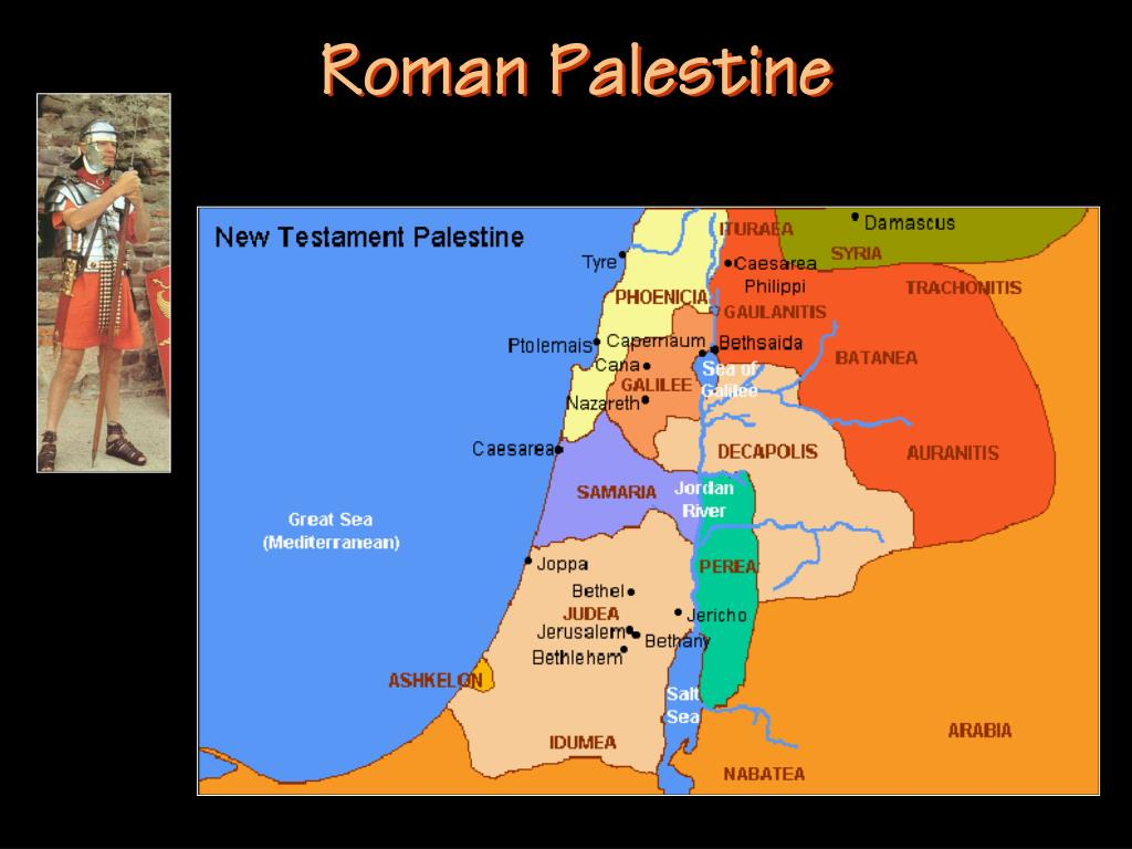 Roman Palestine
