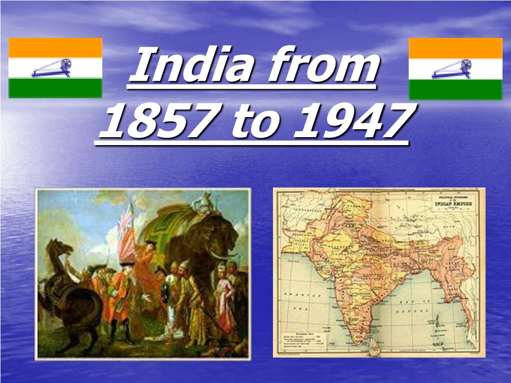 India from