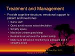 treatment and management75