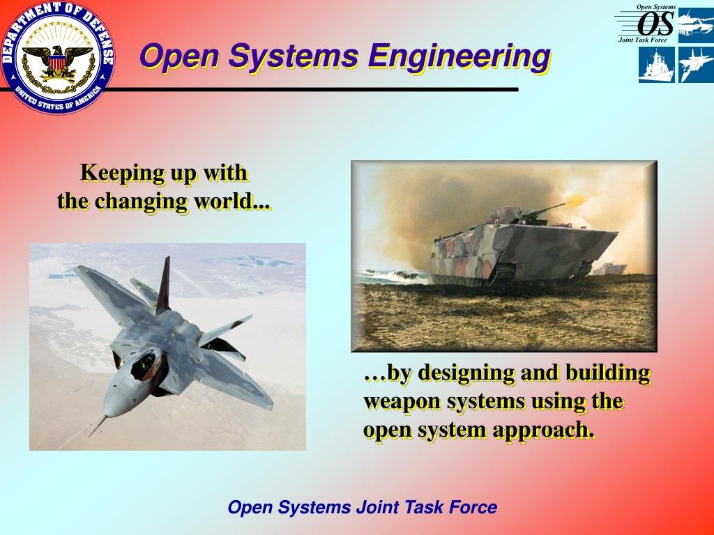 Open Systems Engineering