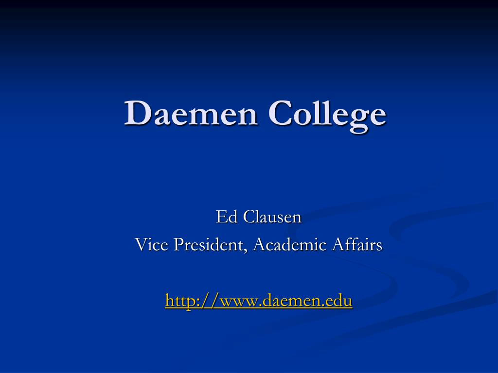 Daemen