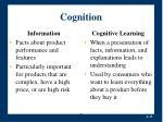 cognition13