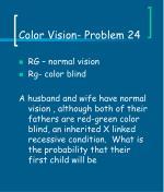 color vision problem 24