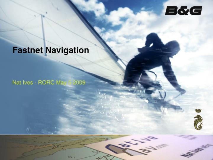 Fastnet Navigation