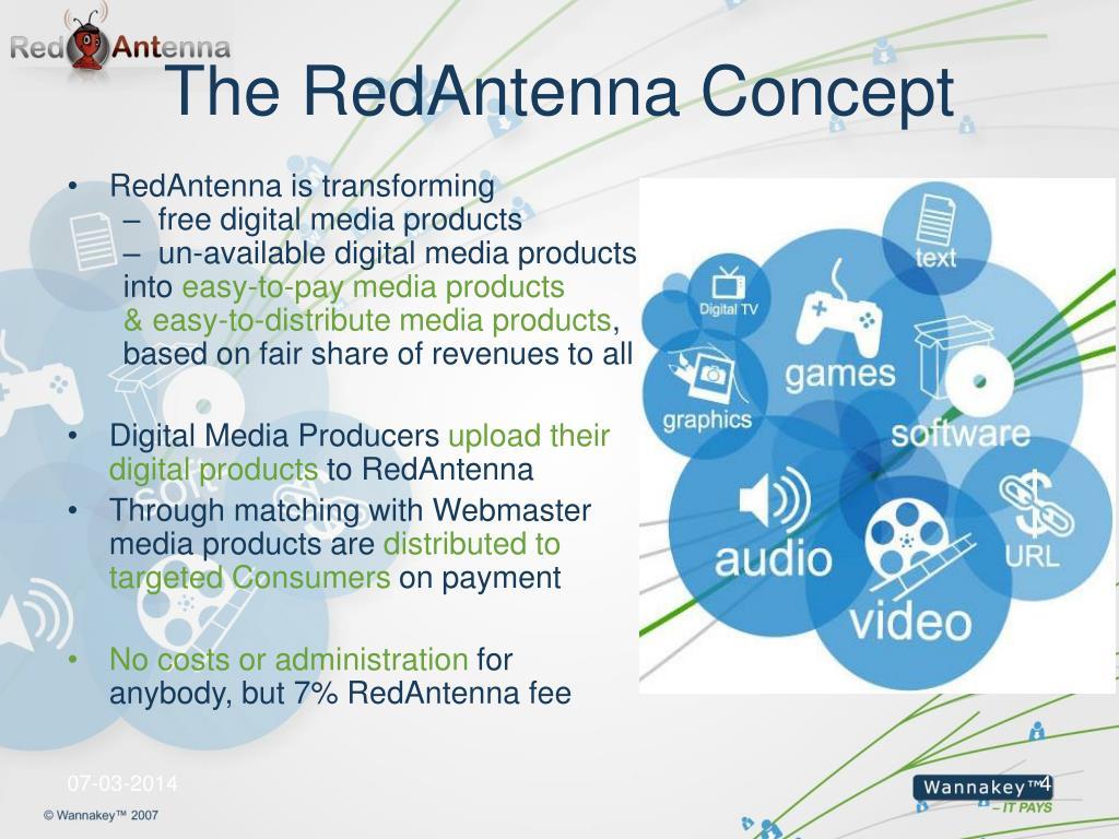 The RedAntenna Concept