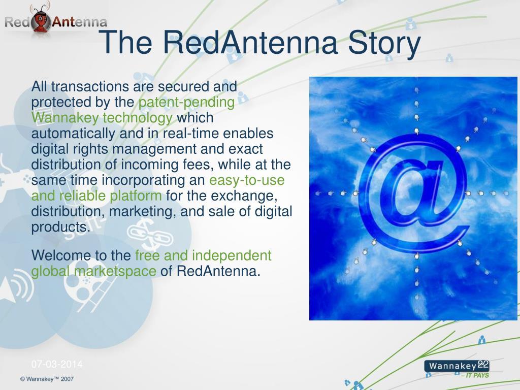 The RedAntenna Story