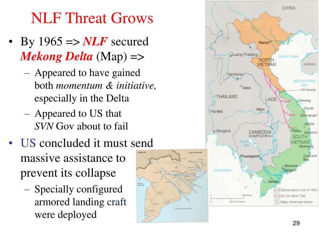 NLF Threat Grows