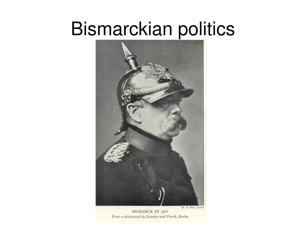 Bismarckian politics