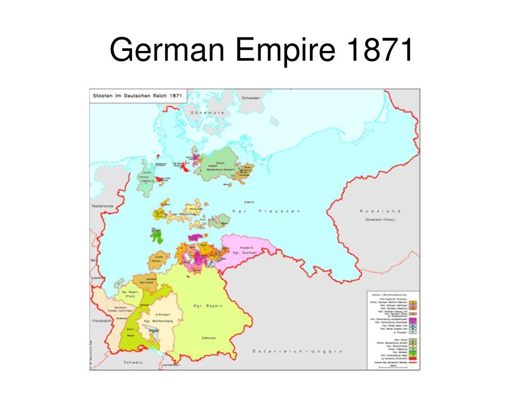 German Empire 1871
