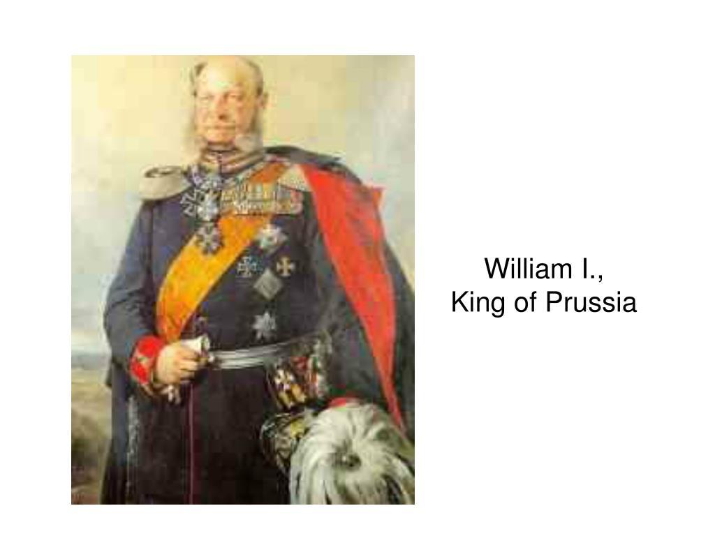 William I.,