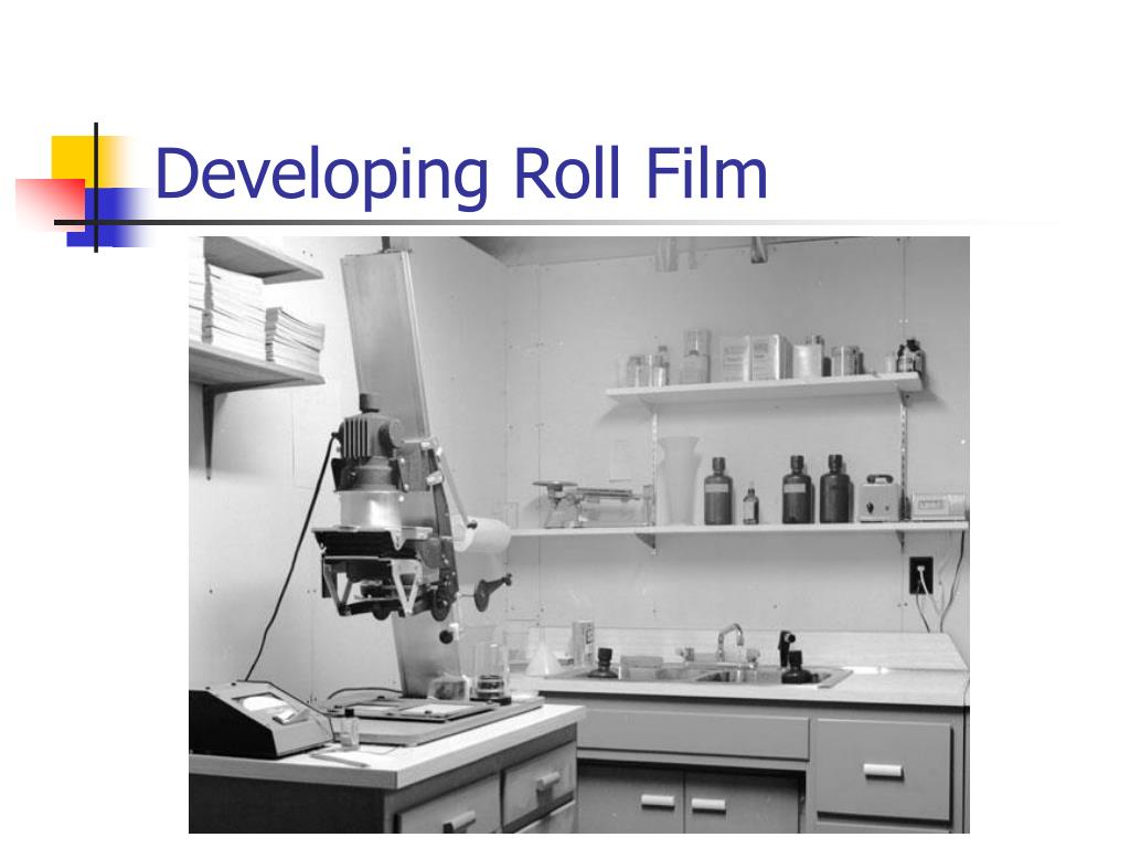 Developing Roll Film