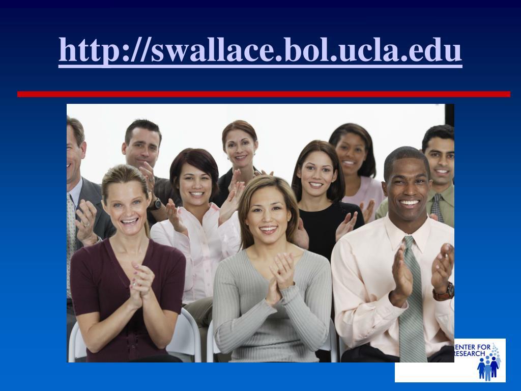 http://swallace.bol.ucla.edu
