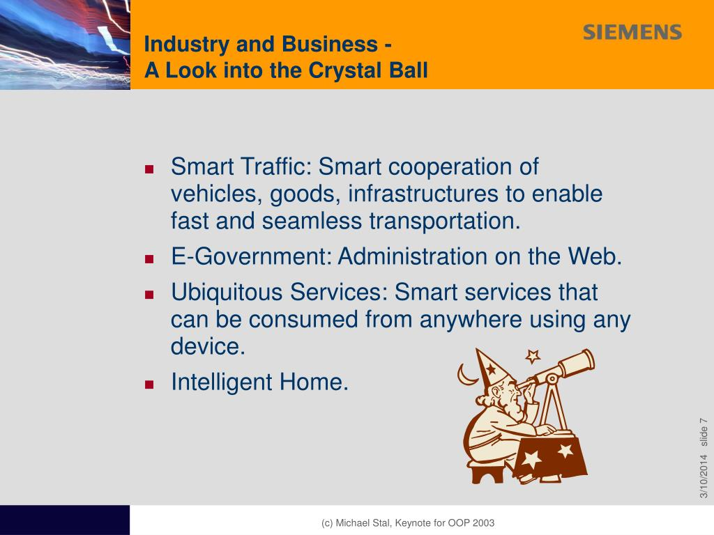 Industry and Business -