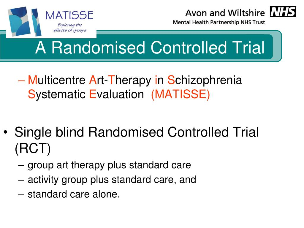 A Randomised Controlled Trial