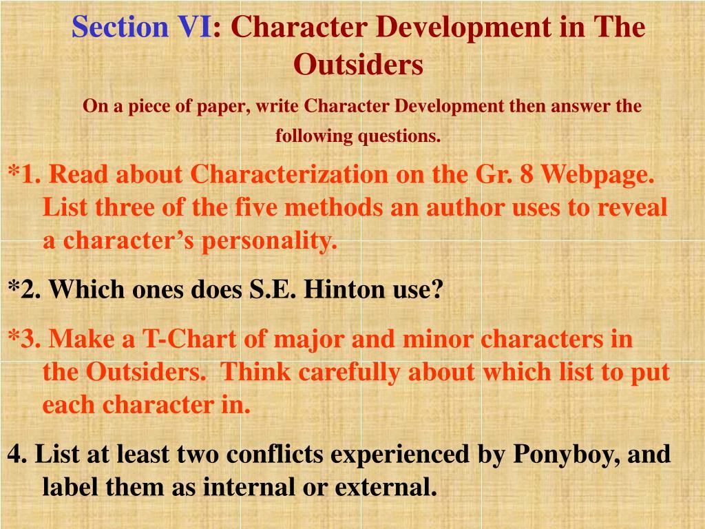 Section VI