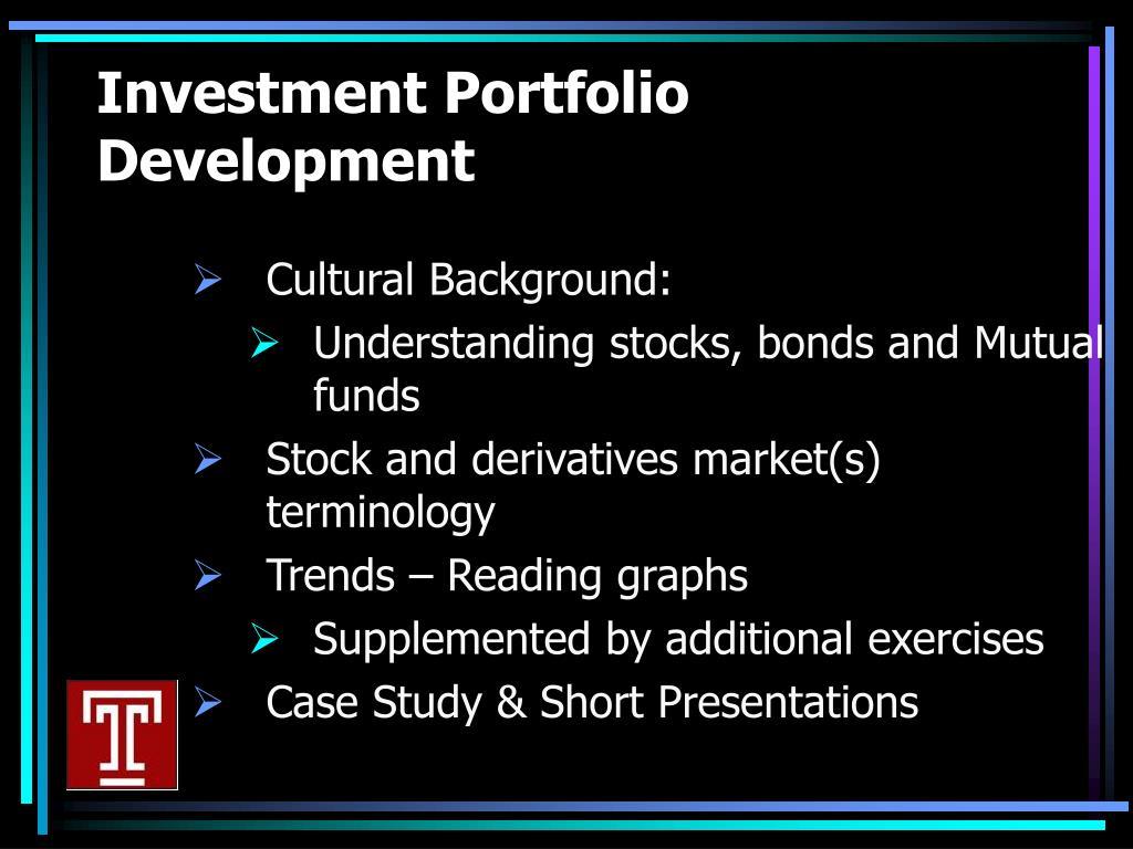 Investment Portfolio Development