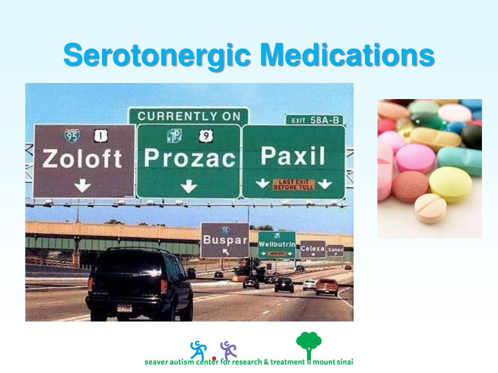 Serotonergic