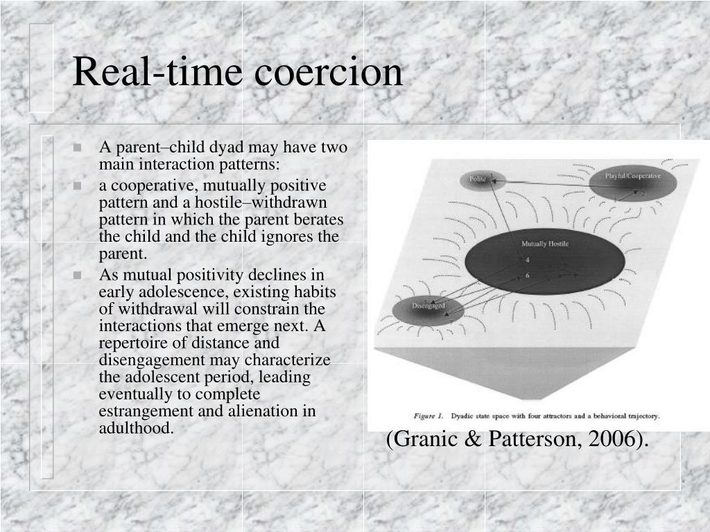 Real-time coercion
