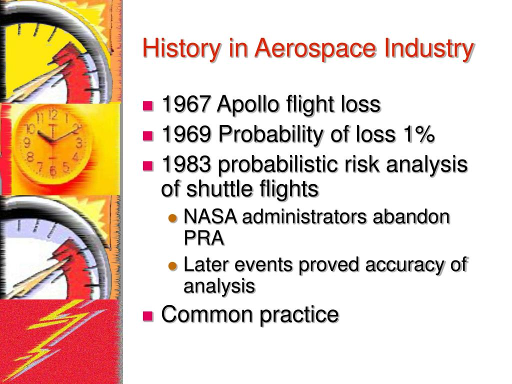 History in Aerospace Industry