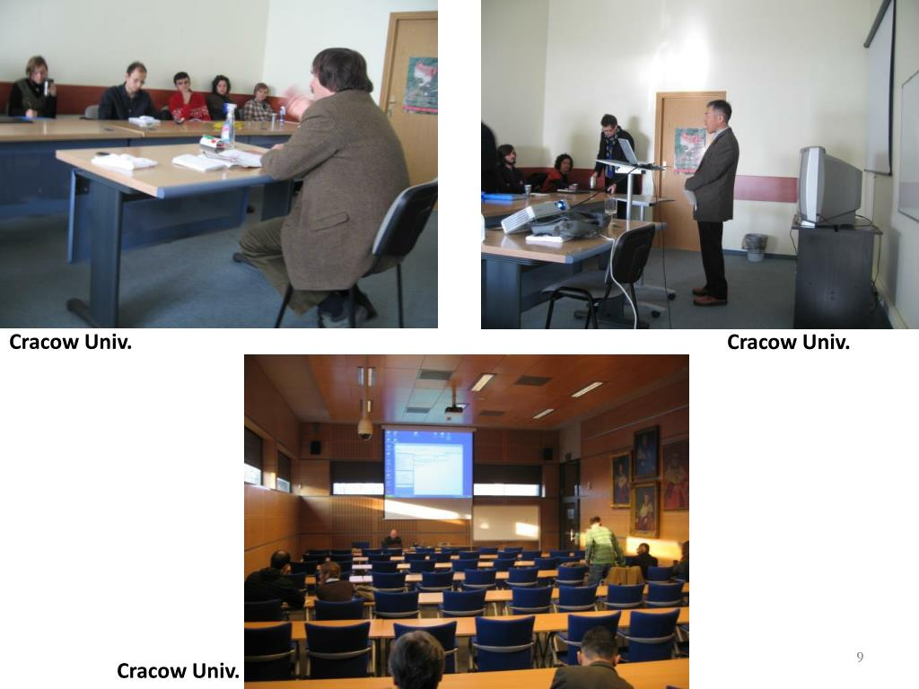 Cracow Univ.