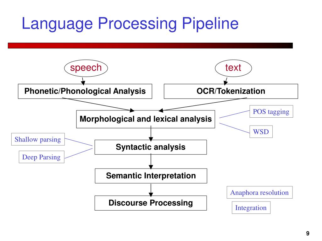Phonetic/Phonological Analysis