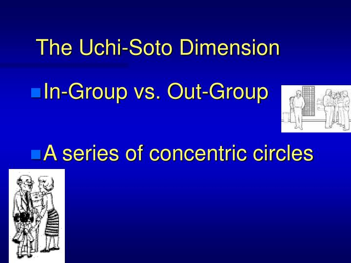 The Uchi-Soto Dimension