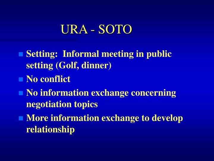 URA - SOTO