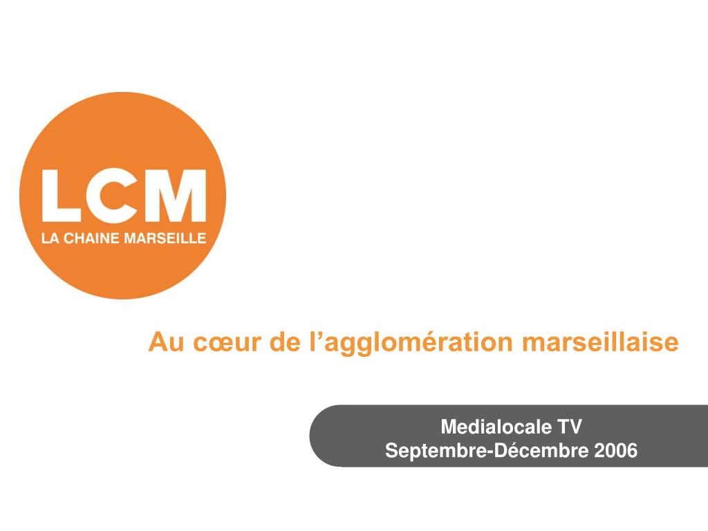 medialocale tv septembre d cembre 2006