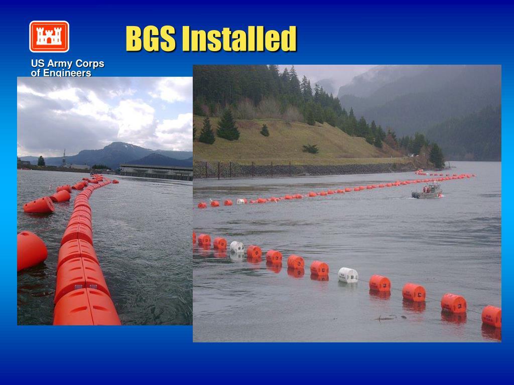 BGS Installed