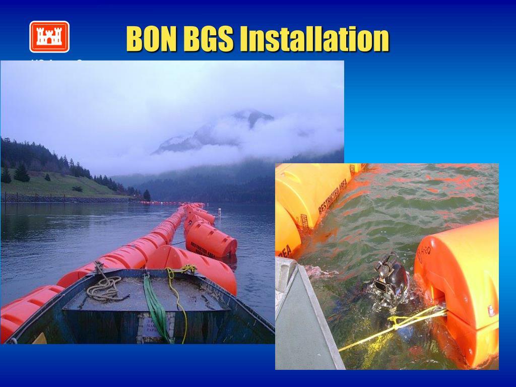 BON BGS Installation