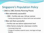 singapore s population policy24