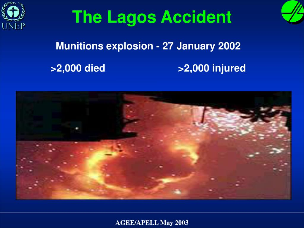 The Lagos Accident