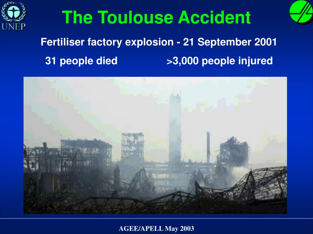 The Toulouse Accident