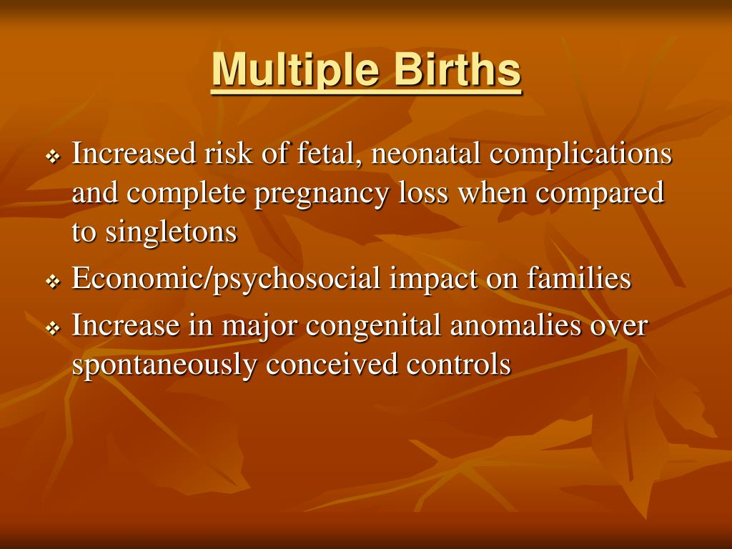 Multiple Births
