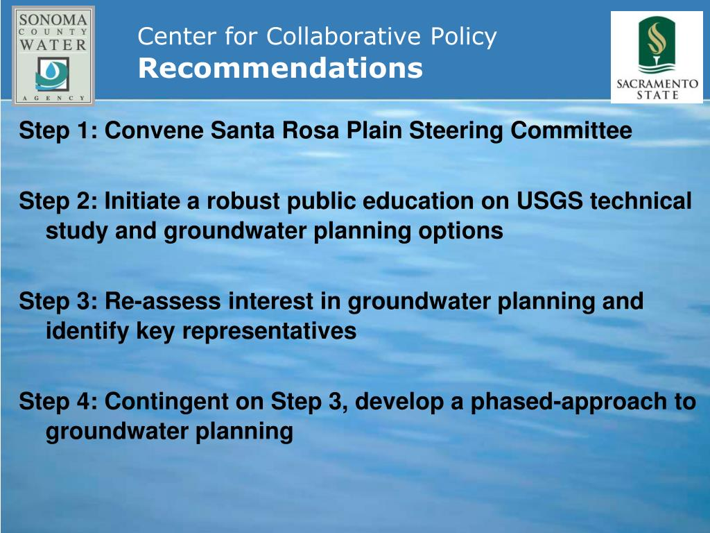 Center for Collaborative Policy