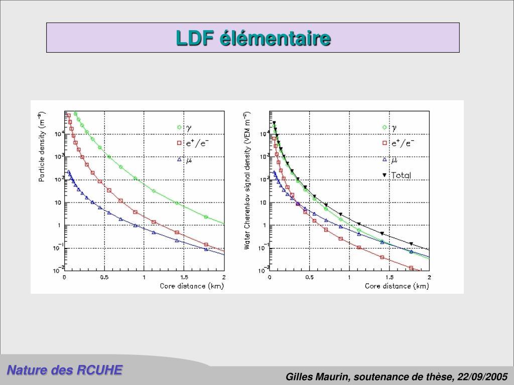 LDF élémentaire