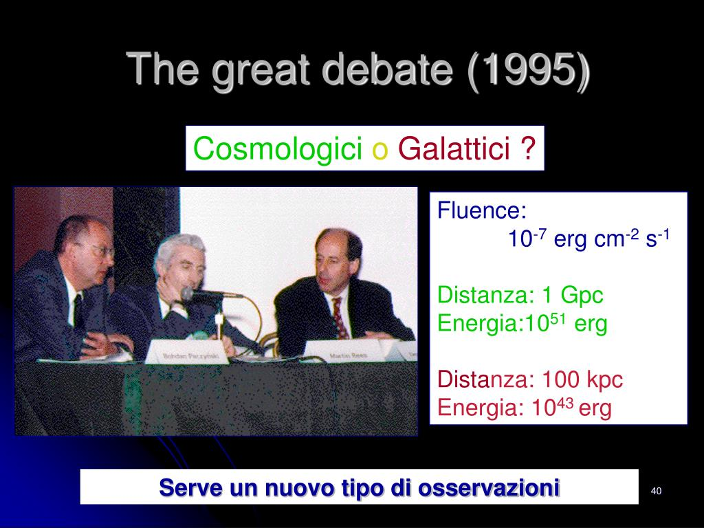 The great debate (1995)