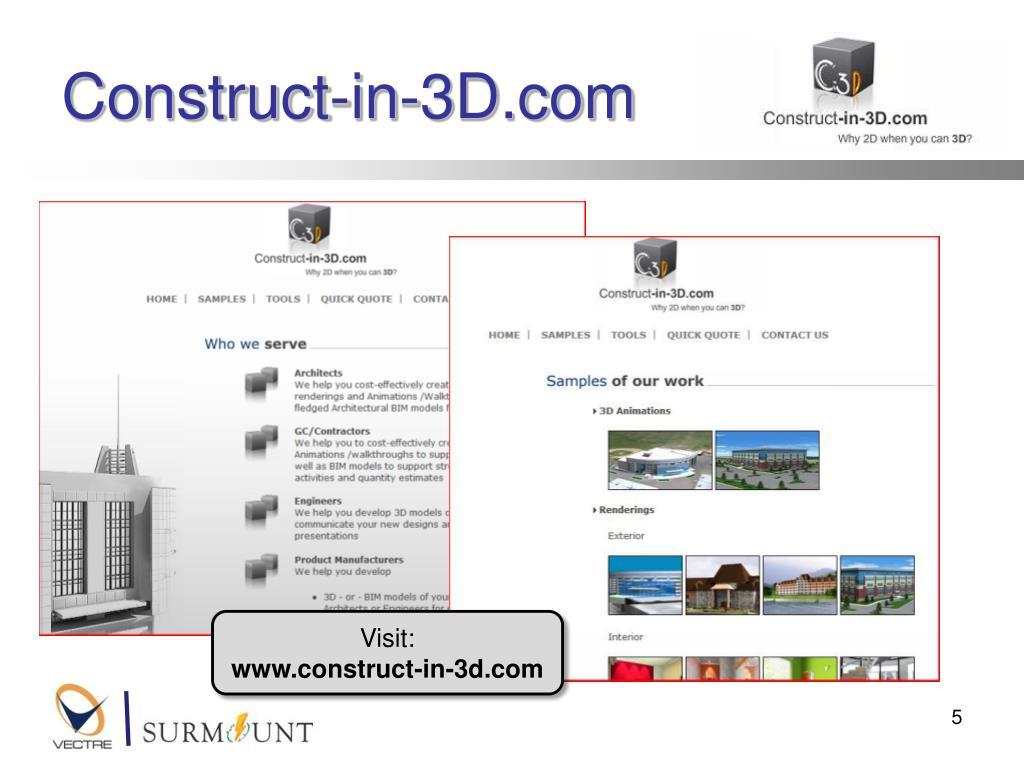 Construct-in-3D.com
