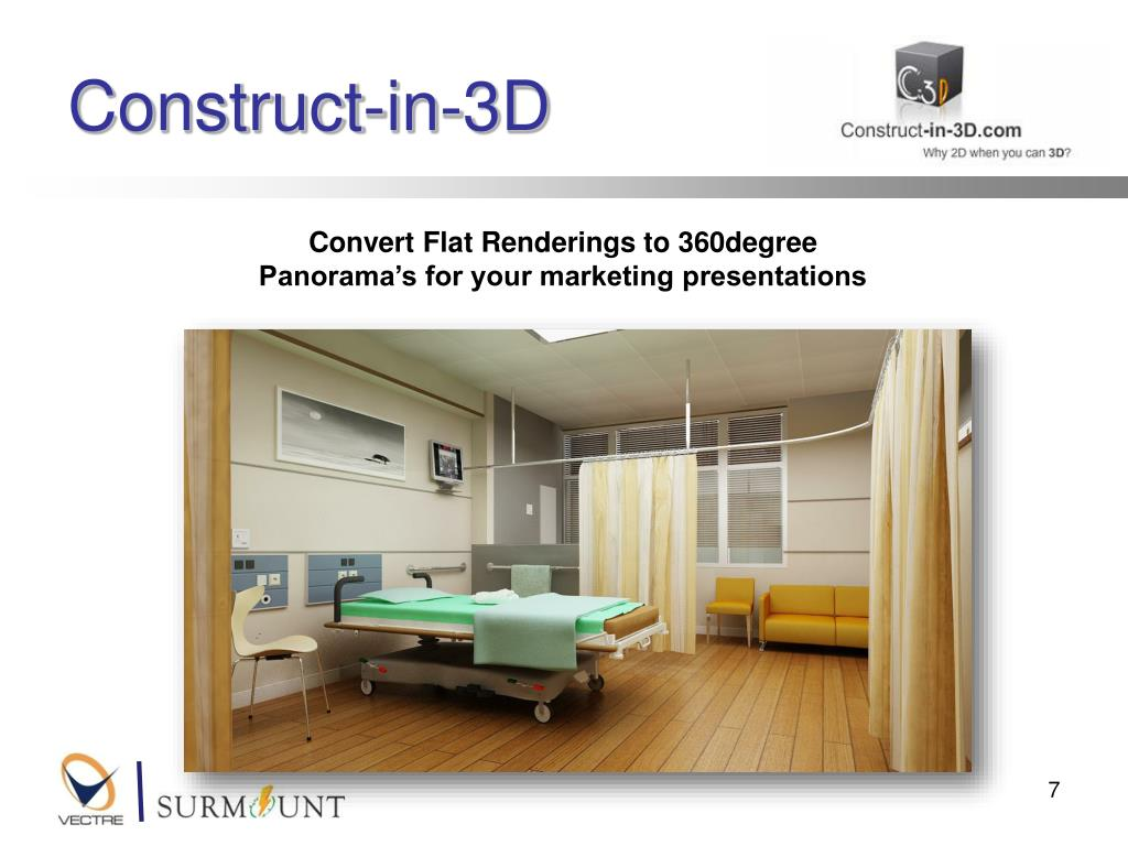 Construct-in-3D