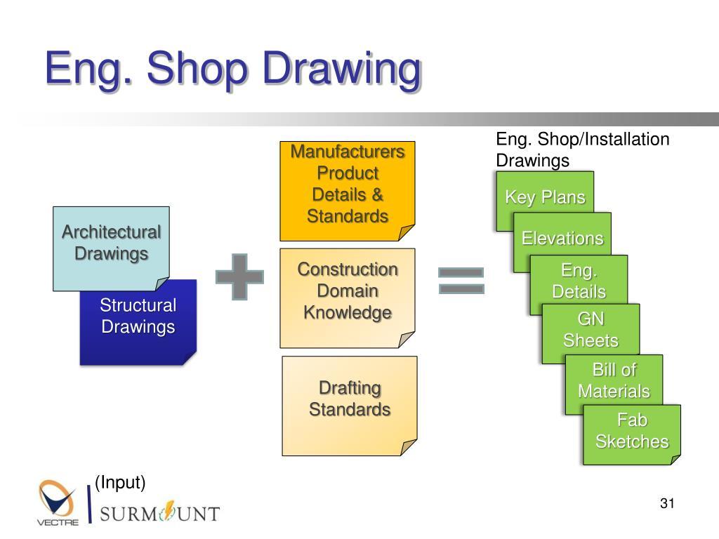 Eng. Shop Drawing