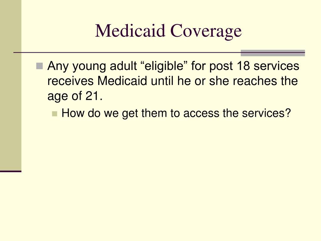 Medicaid Coverage
