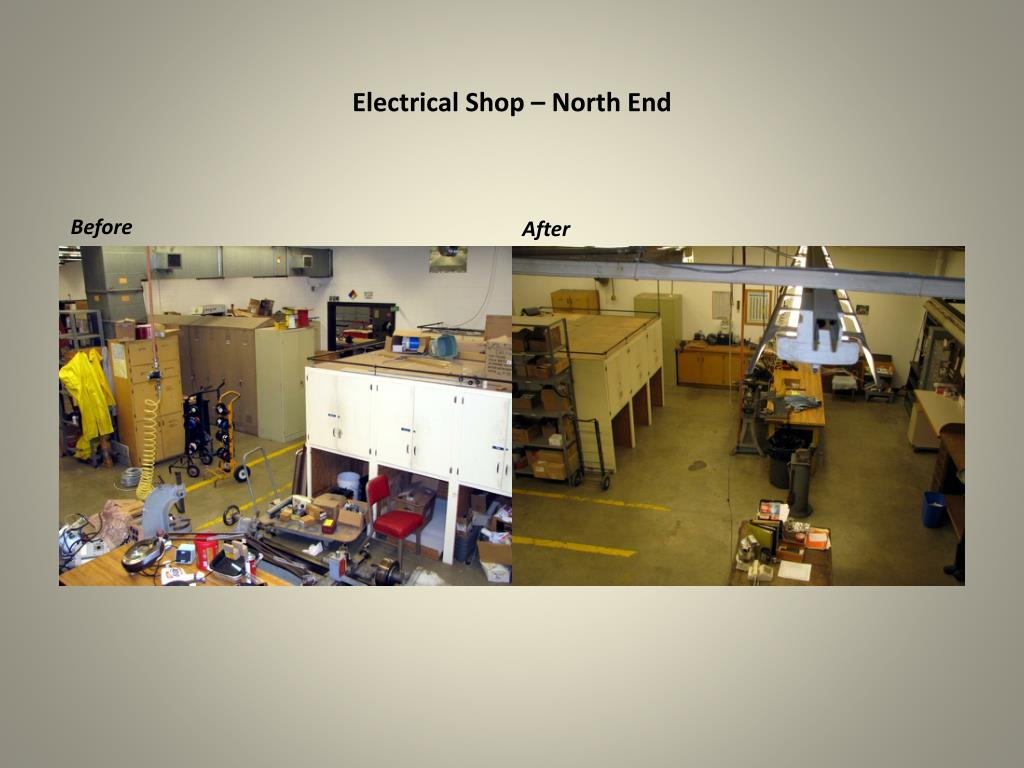 Electrical Shop – North End