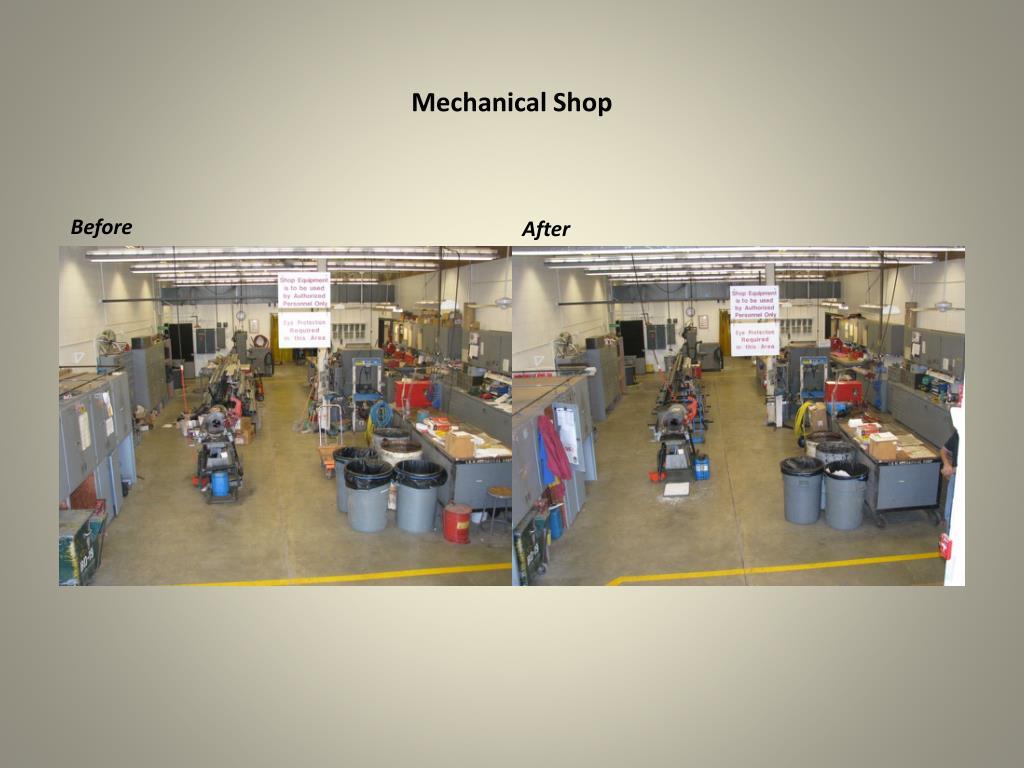 Mechanical Shop