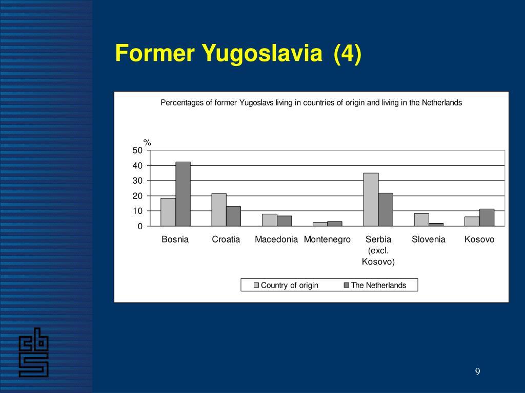 Former Yugoslavia(4)