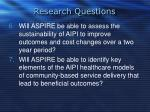 research questions14