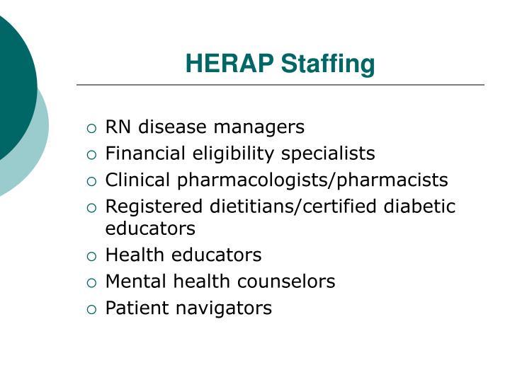 HERAP Staffing