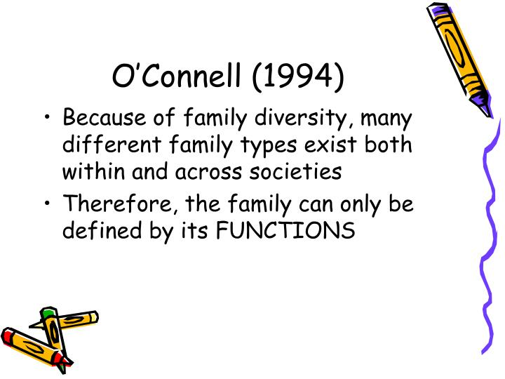 O'Connell (1994)