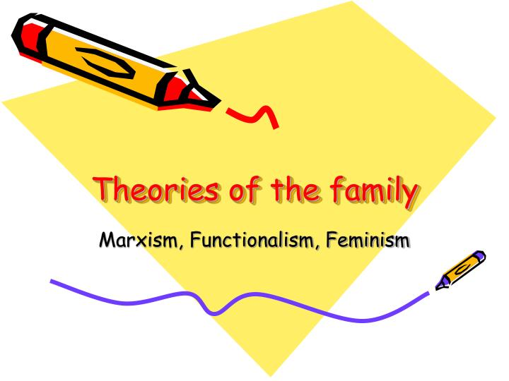 Theories of the family