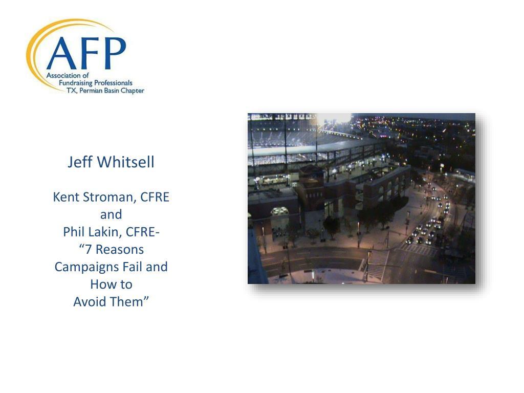 Jeff Whitsell