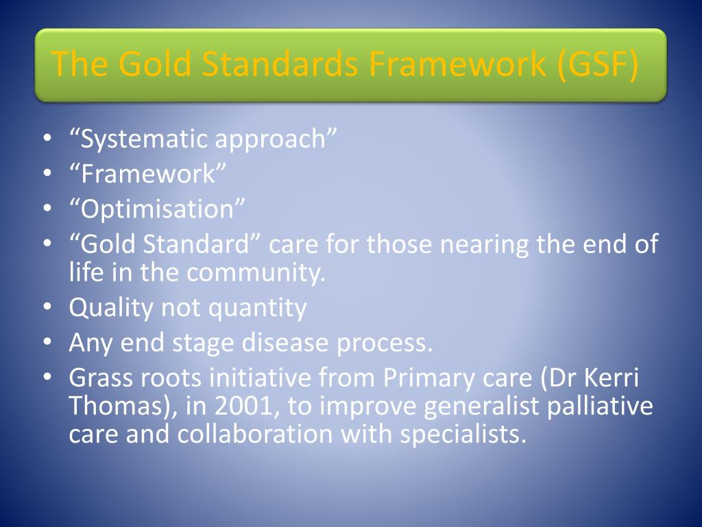"""""""Systematic approach"""""""